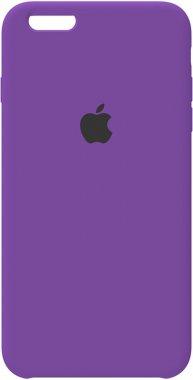 6 apple case chehol iphone nakladka plus plus6s purple silicone