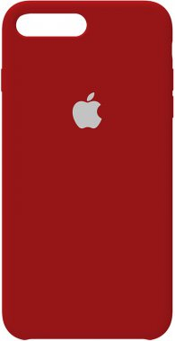 7red apple case chehol china iphone nakladka plus plus8 silicone