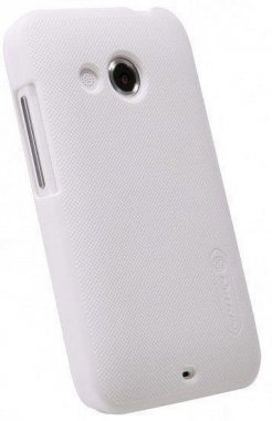 Чехол-накладка Nillkin Super Frosted Shield HTC Desire 200 White
