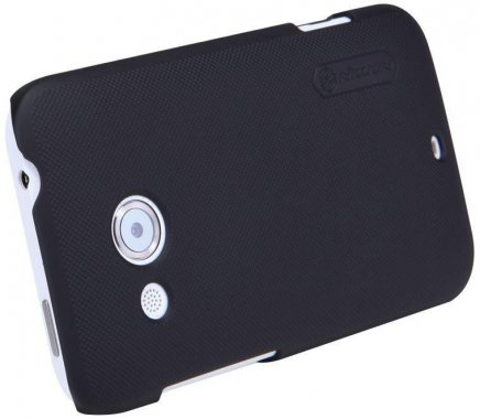 Чехол-накладка Nillkin Super Frosted Shield HTC Desire 200 Black