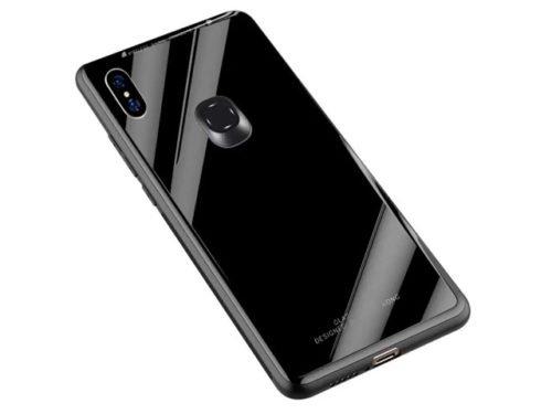2018honor 2018y6 8212 black case chehol dlya glass huawei nakladka prime tpuy67apro