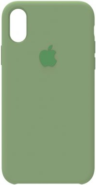 apple case chehol iphone nakladka silicone spearmint xxs