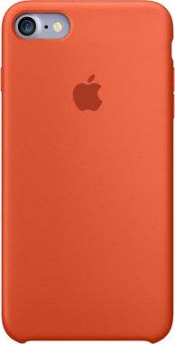 78 apple case chehol iphone nakladka orange silicone toto