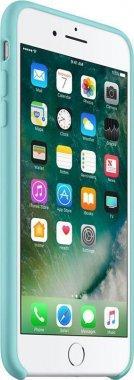 7sea apple blue case chehol iphone nakladka plus plus8 silicone toto