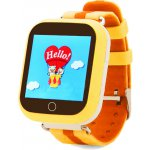 Смарт-часы UWatch Q100s Kid smart watch Orange