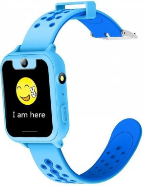 Смарт-часы UWatch S6 Kid smart watch Blue