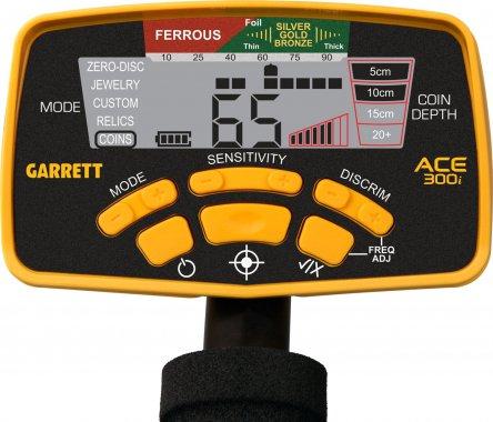 Металлоискатель Garrett ACE-300i