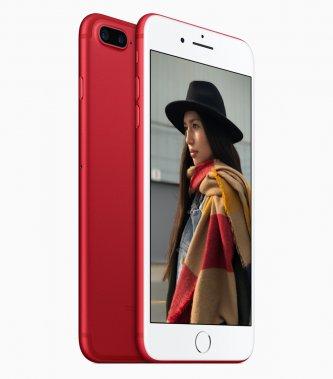 Смартфон Apple iPhone 7 Plus 256GB Red (MPR62)
