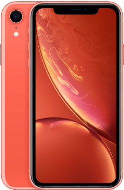 Смартфон Apple iPhone XR 128GB Coral (MRYG2)