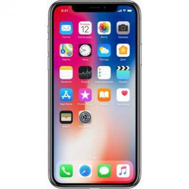Смартфон Apple iPhone X 256GB Space Grey (MQAF2)