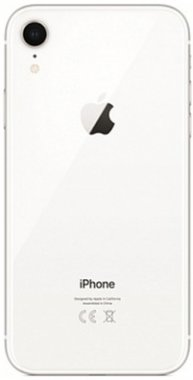 Смартфон Apple iPhone XR 128GB Dual White