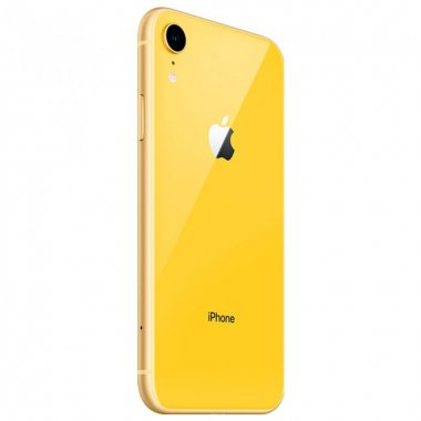 Смартфон Apple iPhone XR 128GB Dual Yellow