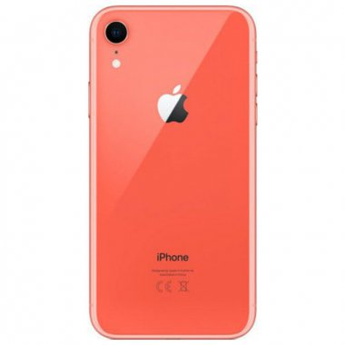 Смартфон Apple iPhone XR 256GB Dual Coral