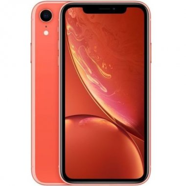 Смартфон Apple iPhone XR 64GB Dual Coral