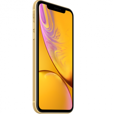Смартфон Apple iPhone XR 64GB Dual Yellow