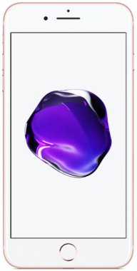 Смартфон Apple iPhone 7 Plus 32Gb Rose Gold (MNQQ2) Б/У