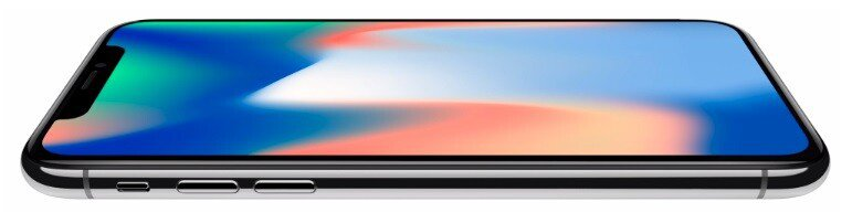 Смартфон Apple iPhone X 256Gb Space Grey (MQAF2) Б/У