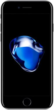 Смартфон Apple iPhone 7 128Gb Jet Black (MN962) Б/У