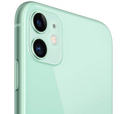 Смартфон Apple iPhone 11 64GB Green (MWLD2)