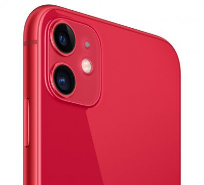 Смартфон Apple iPhone 11 64GB Red (MWL92)