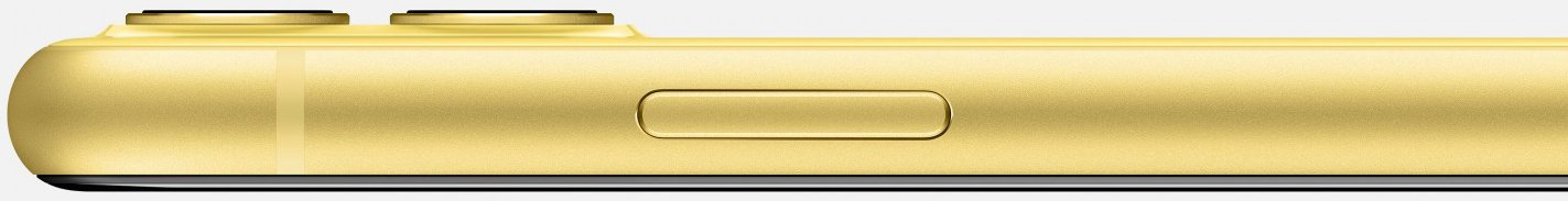 Смартфон Apple iPhone 11 64GB Yellow (MWLA2)
