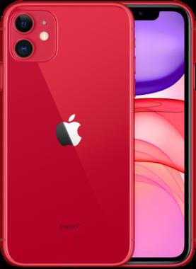 Смартфон Apple iPhone 11 256GB Red (MWLN2)