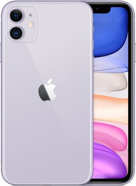 Смартфон Apple iPhone 11 128GB Purple