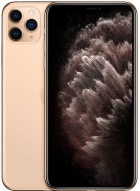 Смартфон Apple iPhone 11 Pro Max 64Gb Gold (MWH12)