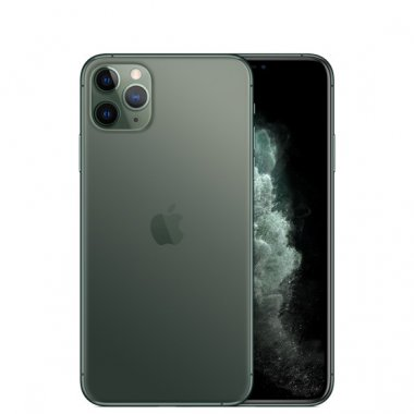 Смартфон Apple iPhone 11 Pro Max 64Gb Midnight Green