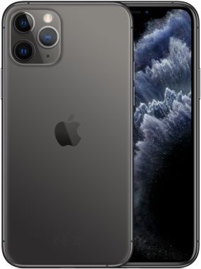 Смартфон Apple iPhone 11 Pro 64Gb Space Gray (MWC22)