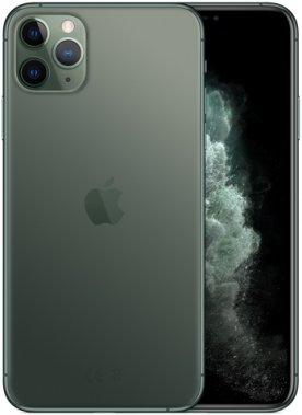 Смартфон Apple iPhone 11 Pro Max 256GB Dual Sim Midnight Green (MWF42)