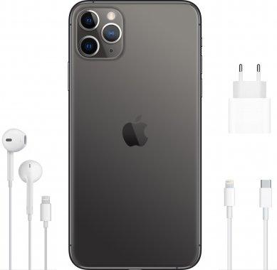 Смартфон Apple iPhone 11 Pro 64Gb Space Gray (MWC22) Б/У