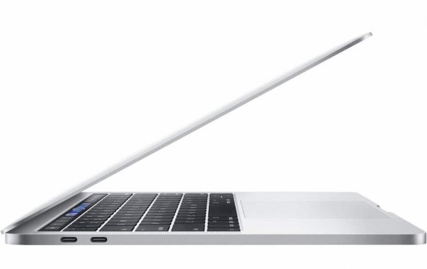 MacBook Pro with Touch Bar 15'' 2.6GHz 256GB Silver (MV922) 2019
