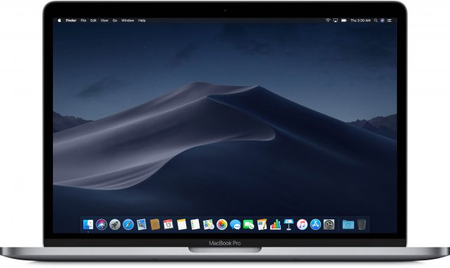 "Apple MacBook Pro 13"" Space Gray 2019 (Z0WQ000QM)"