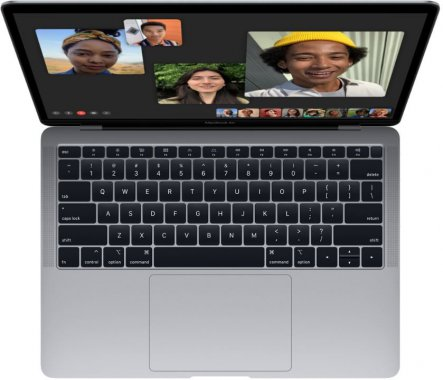 "Apple MacBook Air 13"" Space Gray 2019 (Z0X10006E)"