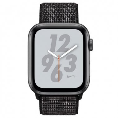 Смарт-часы Apple Watch Series 4 Nike+ (GPS) 40mm Space Gray Aluminum Case with Black Nike Sport Loop