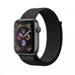 Смарт-часы Apple Watch Series 4 (GPS) 40mm Space Gray Aluminum w. Black Sport Loop (MU672)