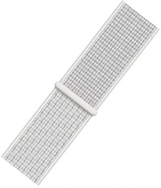 Смарт-часы Apple Watch Series 4 Nike+ GPS 44mm Silver Aluminum Case with Summit White Nike Sport Loop (MU7H2)