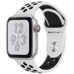 Смарт-часы Apple Watch Nike+ Series 4 GPS 40mm Silver Alum. w. Platinum/Black Nike Sport b. (MU6H2)