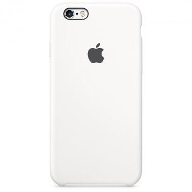 Чехол iPhone 6s Plus Silicone Case White (MKXK2)