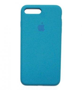 34quot 7 apple blue case chehol dlya iphone plus plus8 quot silicone