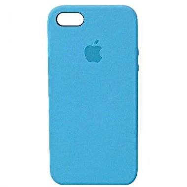 34quot 78 apple blue case chehol dlya iphone quot silicone