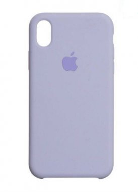 12quot apple case chehol dlya iphone quot silicone viola xr