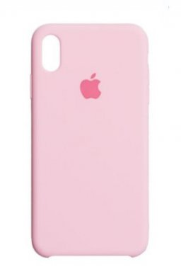 06quot apple case chehol dlya iphone lite pink quot silicone xr