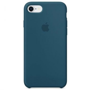21quot 66s apple blue case chehol cosmos dlya iphone quot silicone