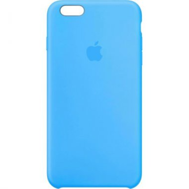 37quot 66s apple azure blue case chehol dlya iphone quot silicone