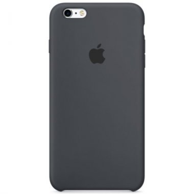 31quot 55s apple case charcol chehol dlya gray iphone quot silicone