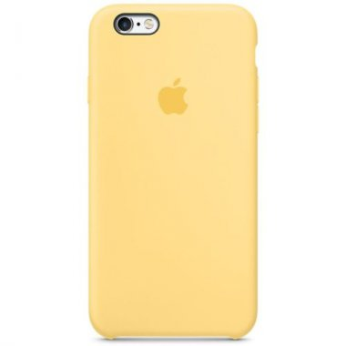 05quot 55s apple case chehol dlya flash iphone quot silicone yellow