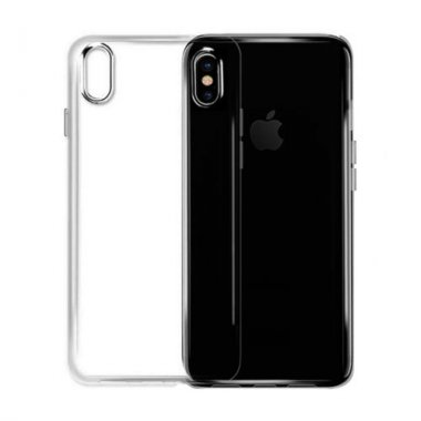 apple case clear dlya iphone silicone x