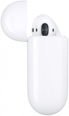 Apple Wireless Charging Case for AirPods 2 White